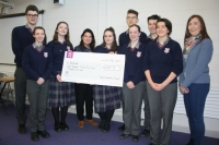 ACS Students Raise Money for Charity